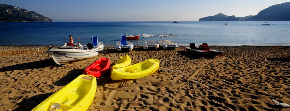Mare e Spiagge di Corfù