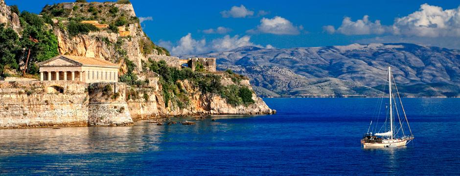 Quando andare a Corfu